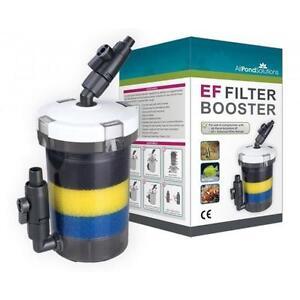 External Aquarium Fish Tank add on Filter 1.2L - All Pond Solutions EF-Booster