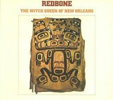 REDBONE: The witch queen of New Orleans (1971) RES 2318 + 1 bonus track DIGIPAK
