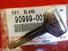 Toyota Wallet Master Key Blank 4Runner Hilux Pickup Land Cruiser OEM USA Seller