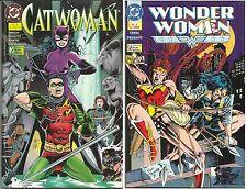CATWOMAN / WONDER WOMEN n° 5 (Play Press, 1996)