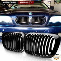 Lights L BMW E46 325Ci 330Ci M3 Front Bumper Cover Yellow Reflectors R