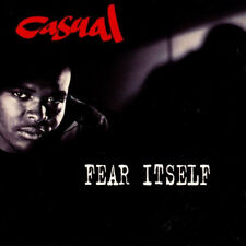 Casual   -  Fear itself   -  New Factory Sealed CD