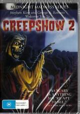 CREEPSHOW 2 - NEW & SEALED DVD - FREE LOCAL POST