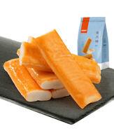 良品铺子蟹柳 90g 香辣味即食鱼类独立包装蟹棒蟹肉棒零食脚蟹肉味