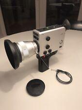Braun Nizo 801 Macro Super8 Filmkamera