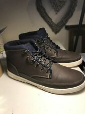 Mens Next Brown Boots - Size 11.5uk