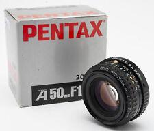 Pentax-a a SMC 50mm 50 mm 1.7 1:1 .7 - pentax PK OVP