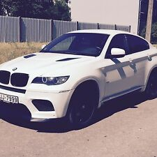 BMW X6 E71 sideskirts performance tuning addon spoiler side skirt suv truck