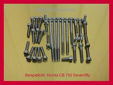 HONDA cb750 SEVENFIFTY/CB 750 v2a viti viti in acciaio inox coperchio motore