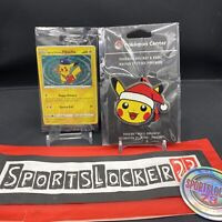 Pokemon Special Delivery Pikachu w/Ornament SWSH074 SEALED PROMO NEW - IN HAND🔥