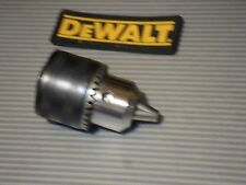 "DeWalt  Keyed 1/2"" Metal Chuck,1/2-20 Jacobs 5140021-91 DW505,DW511,DW512,DW515"