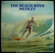 "12""-Maxi THE BEACH BOYS - medley, FRA, nm"