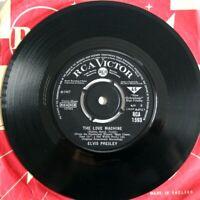 "EX/EX Elvis Presley THE LOVE MACHINE b/w YOU GOTTA STOP (RCA 1593) 7"" VINYL 45"