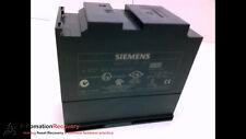 SIEMENS 6ES7 307-1EA01-0AA0, STABILIZED POWER SUPPLY, INPUT:120/230VAC,  #204160