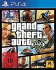 GTA 5 PS4 Grand Theft Auto V PS4 (Sony PlayStation 4) NEUWARE