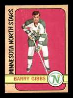 1972 O-Pee-Chee #101 Barry Gibbs  EX/EX+ X1428316