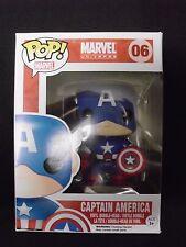 Pop! Marvel - Captain America Vinyl Bobble-head by FUNKO