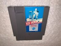 Ice Hockey (Nintendo Entertainment System, 1988) NES Authentic Game Vr Nice!