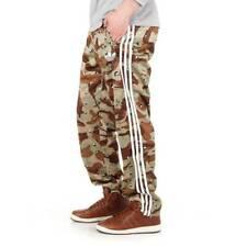 Adidas Firebird Camouflage Hose Track Pants Camo Pack chocolate Chip ARMY Desert