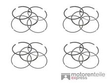 4 Kolbenringe Satz / Kolbenringsatz Goetze Engine STD AUTOBIANCHI FIAT (1226638)