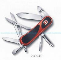 Navaja victorinox junior evolution EVOLUTION EVOGRIP JUNIOR  16 2.4903.C