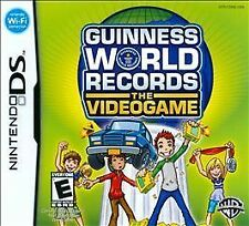 NINTENDO DS GUINESS WORLD RECORDS The Video Game