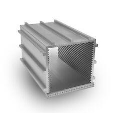 Alu Rohr Vakuumkammer  Quadratrohr Aluminium Rechteckrohr Strangpressprofil