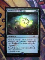 Sylvan Scrying - FNM PROMO Italian -  MTG Magic (NM)