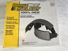 Brake Best Select Premium Disc Brake Pads 627 fits Acura, Honda. Read Descrip