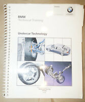 BMW ST503 Undercar Technology Technical Training Wookbook
