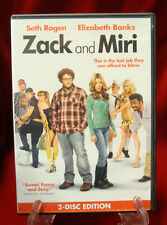 DVD - Zack and Miri Make a Porno (2 Disc Edition / 2008)
