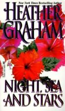 Night, Sea and Stars by Heather Graham (1996 Paperback)
