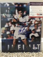 Pete Sampras Signed Auto 8x10 Photo Picture PSA COA Tennis US Open Wimbledon