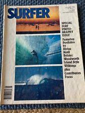 Surfer Magazine January 1980 Vol 21 No 1 21st Anniversary