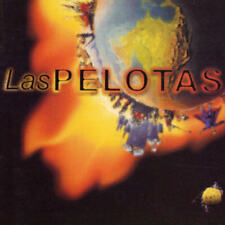 LAS PELOTAS - TODO X UN POLVO USED - VERY GOOD CD