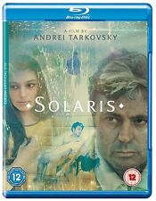 SOLARIS di Andrei Tarkovsky BLURAY in Russo NEW .cp