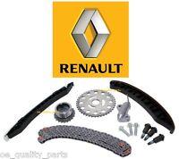 Timing Chain Kit Renault Trafic Laguna Opel Vivaro 2.0 OE Genuine Renault dCi