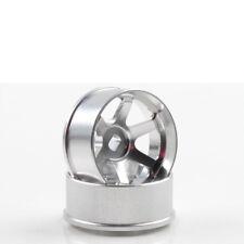 JANTES d'alu 1:24 TE37 4.5 mm Offset argent 2 pièces Mini-Z AWD KYOSHO r246-1454