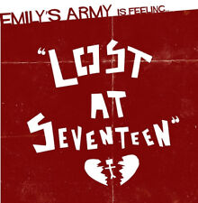 Emily's Army : Lost at Seventeen CD (2013) ***NEW***