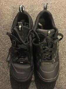 Specialized 2FO Flat 1.0 2.0 Shoes Size 11.5 Please Read Description