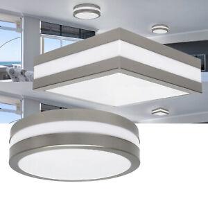 LED Deckenlampe Leuchte Decke Aufbauleuchte für innen außen DL20 IP44 E27 230V