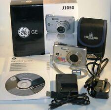 GE J1050 10.1MP Digital Camera