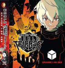 DVD ANIME World Trigger Vol.1-50 End English Subtutle Region All