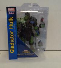 Thor Ragnarok: Gladiator Hulk Select Action Figure (2018) Marvel Diamond New