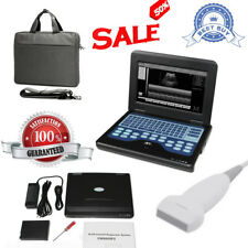 Portable Ultrasound Scanner Machine Diagnostic B Ultrasound 75 Linear Probe Fda