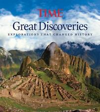 TIME Great Discoveries: Explorations that Changed History by Editors of TIME
