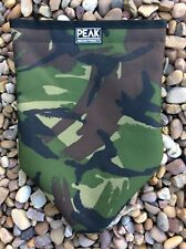 Peak angling products fishing scale pouch made from CAMO pattern Cordura
