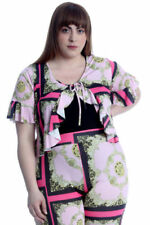 Short Sleeve Formal Waist Length Jumpers & Cardigans for Women