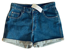 FRENCH CONNECTION, Denim Shorts, Size 14 Large Women's, NEW RP$79.95 Free Post