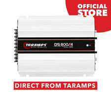 Taramps DS 800x4 800 Watts 2 OHMS Amplificador Clase D 4 canales 800W RMS